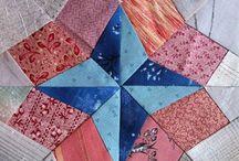 Quilt Block パッチワークパターン / Favorite pattern