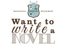 NaNoWriMo Prep / Tips and tricks to survive National Novel Writing Month (NaNoWriMo) in November