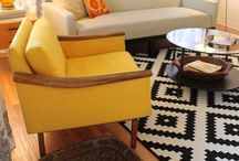 Home Decor / Mid Century and Modern ways to decorate the place you call home.