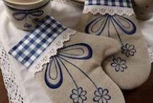 ♡  malovaný textil z mé dílny ♡