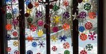 Vánoční ozdoby, dekorace