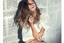 + SS15 CAMPAIGN + / ba&sh ss15 campaign - photographer David Bellemere - model Magdalena Frackowiak