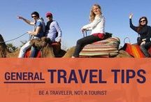Local Travel Tips / Here are some great travel tips to help you become more immersed into the local culture while traveling.