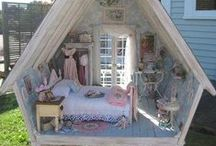 dollhouse miniatures / dollhouse miniatures