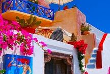 Greece / Beautiful pictures and local culture in Greence