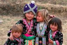 Laos / Beautiful pictures and local culture in Laos