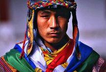 Bhutan / Beautiful pictures and local happenings in Bhutan
