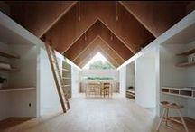 Architecture ideas / Inspiration pines