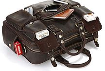 #BAGS / Travel & hand bags for men