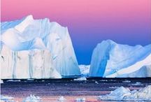 Greenland / Beautiful pictures and local culture in Greenland