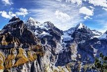 Switzerland / Beautiful pictures, travel tips, and local culture in Switzerland