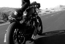 #MOTORCYCLES / bikes chopper sportster 48 883 dyna Harley Davidson ride motorcycles