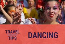 Dance Like A Local / Locals dances and rhythms in countries throughout the world