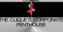 THE CLIQUE'S CORPORATE PENTHOUSE / WELCOME TO THE ENTREPRENEURESS CLIQUE~ THE CLIQUE'S CORPORATE PENTHOUSE BOARD. THE ULTRA-SOPHISTICATED & ULTRA-PLUSH CORPORATE PENTHOUSE. THE CLIQUE HAS CORPORATE PENTHOUSES IN EVERY MAJOR CITY AROUND THE WORLD. PLEASE BOOK IN ADVANCE!