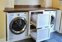 #LAUNDRY / Laundry room