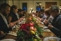 Holiday Parties / Book your Holiday Celebration at Sea Cider today! http://seacider.ca/events/other-events/ / by Sea Cider Farm & Ciderhouse