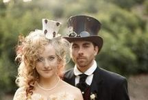 Circus Wedding / A circus inspired wedding.