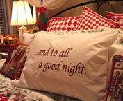 Kerst slaapkamer