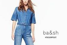 + LOOK BOOK SS17 + / Spring Summer 2017ba&sh look book Model Mathilde Brandi
