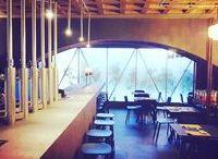 ELAV Kitchen & Beer / Spazio interamente pensato su misura, dove tradizione ed evoluzione si uniscono e si fondono per portare al pubblico la filosofia ELAV.