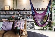 Favorite Places & Spaces / by Artemis K