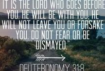 Biblical Wisdom & Encouragement / by Kathy Wall