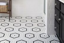 Tile - Inspiration / Need ideas?  Check out this board. / by home interiors flooring