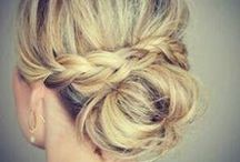 Hair & Make-Up :) / by Hannah McCauley