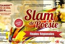slam poetry spokenword Clermont-Ferrand
