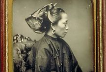 China Archive中國檔案 / Ethnographic photos of old China, South East Asia  / by Ai~Ling
