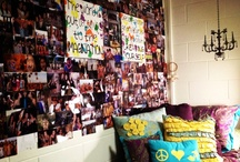 Dorm Room/College!  / by Hannah McCauley