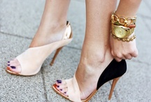 $ Million Dollar Feet $ / J'adore expensive shoes.... / by Dawn Westbury
