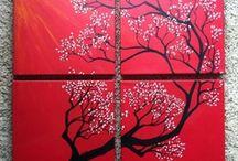 Canvas Art / by Myra K Designs