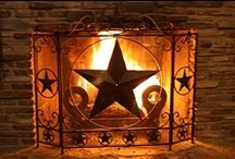 Fired Up!!! / Fireplaces / by Rachel Johnson