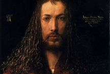 """Albrecht Dürer / Albrecht Dürer 1471 – 1528 was a German painter, engraver, printmaker, mathematician, and theorist from Nuremberg. His high-quality woodcuts (nowadays often called Meisterstiche or """"master prints"""") established his reputation and influence across Europe when he was still in his twenties, and he has been conventionally regarded as the greatest artist of the Northern Renaissance ever since.  / by Ai~Ling"""