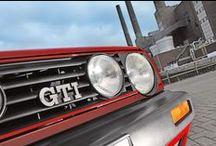 Volkswagen Golf MK2 GTI