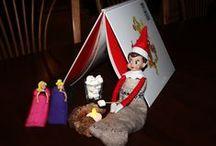 Elf on the Shelf / Our Elf, Roxi!