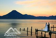 Guatemala: My wedding destination / Perfect places, settings, ideas for weddings in Guatemala