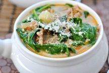 Soups On! / by Kris Lamb