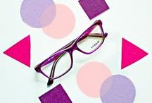 Now in Vogue | Be Colors / Bright new tones and playful transparencies give these optical and sun models a layered modern edge. The ideal complements for anyone wanting to create a trendy look and daring to show off strong and bright color combinations Let the colors tell the story! / by Vogue Eyewear