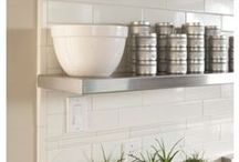 Tile - Bullnose vs Metals / Differences between bullnose and metals  / by home interiors flooring