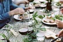 Gather & celebrate / when dear ones gather, it's always a celebration