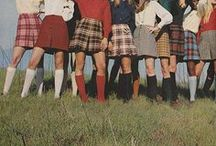 1970s fashion / 1970s nostalgia