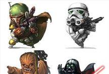 Star Wars addiction! / In a galaxy far, far away... Some random stuff about Star Wars!