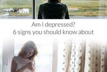 Depression / Depression is the most common mental health condition in the UK, affecting 1 in 5 of us.