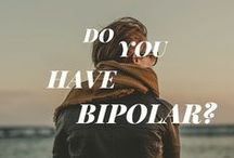 Bipolar Disorder / Living with Bipolar Disorder can be incredibly hard for both the sufferer and their friends and family.
