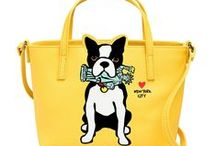 Handbags / Handbags featuring the art of Marc Tetro