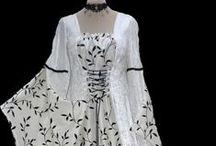 Medieval / Celtic Wedding Dresses