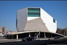Concert halls / Auditórios: http://www.meloteca.com/concert-halls.htm