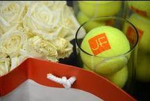 US OPEN TENNIS / Julien Farel is the Official Stylist of the US Open & Sony Open